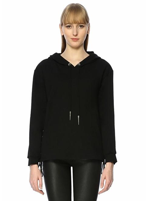 The Kooples Sweatshirt Siyah